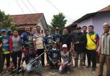 Komunitas Gowes Garees Pondok Cabe Happy Cycling Sebarkan Virus Sehat kepada Masyarakat Tangerang Selatan Melalui Sepeda