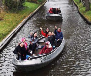 Jangan Lewatkan Kanal-Kanal Cantik Ini Saat Berkunjung ke Amsterdam