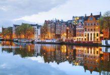 Sepenggal Kisah Mengenai Amsterdam dan Kanal-kanal Cantiknya yang Mempesona