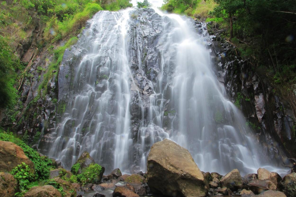 Efrata, Nama Air Terjun Magis di Pulau Samosir