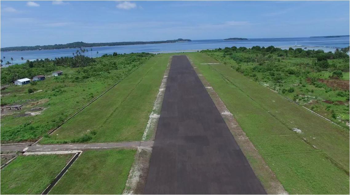 Hore! Bandara Sibisa Jadi Akses Alternatif Wisata ke Danau Toba